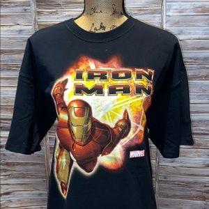Iron Man T-shirt.              A1010